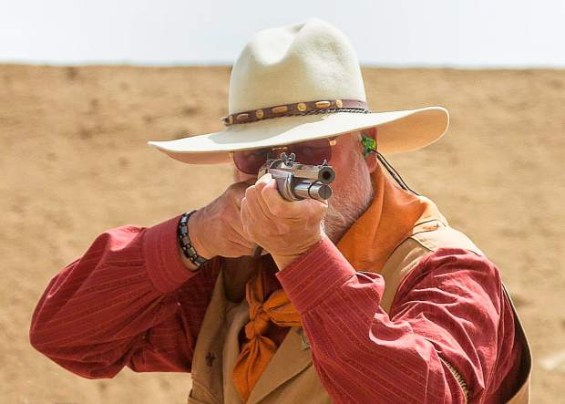 9532f0f9d5805 Pawnee Station Holds Monthly Cowboy Action Shooting Match ...