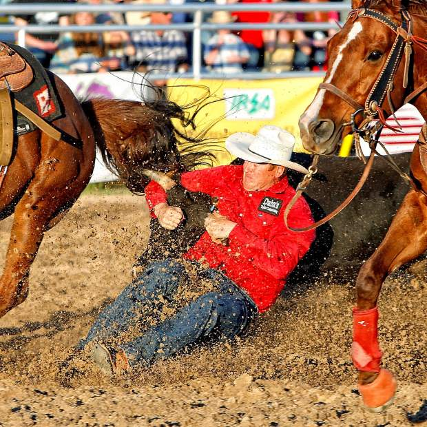 Roping Arena Lights: Elizabeth Stampede Proves Why It Is PRCA's Best Small