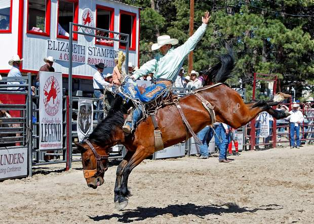 Elizabeth Stampede Proves Why It Is Prca S Best Small
