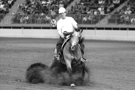 Rein Makers: $15,000 Dodge Invitational Reining Competition Wows