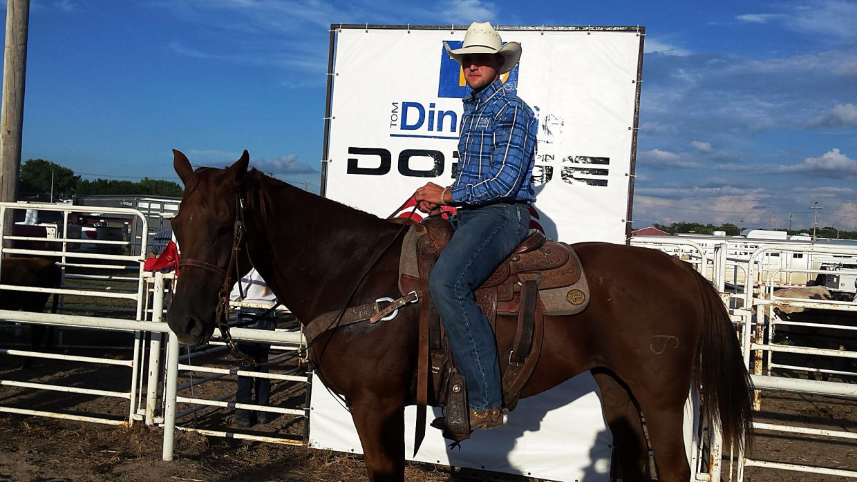 Hastings Rodeo Wraps Up Louisiana Cowboy Moves Up The
