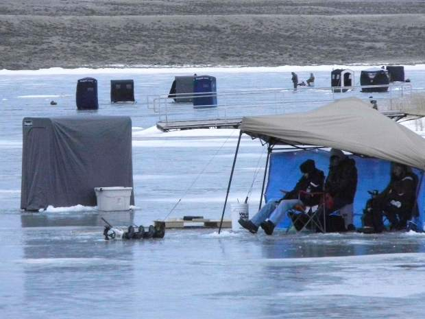 2013 saratoga ice fishing derby set for january 19 20 for Saratoga lake fishing