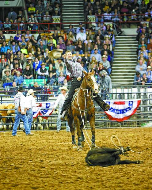 Nwss Championship Rodeofinal Round Of Action Provides Excitement Stories Amp Suspense