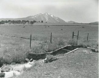 Photo courtesy of the Frontier Historical Society and Museum in Glenwood Springs, Colo.