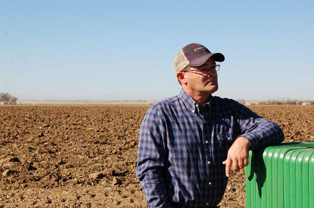 Keenesburg farmer Marc Arnusch was recently named the 2017 Rising Star in Colorado Agriculture by the Colorado FFA Foundation. Arnusch is active in advocating for ag policy at various levels, from legislative to consumer awareness