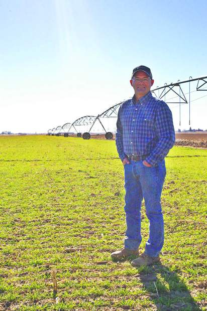 Marc Arnusch is a third-generation farmer, but he's the first-generation born stateside. He knew growing up he always wanted to farm, and though he isn't sure if his 19-year-old son will come back to the family farm, it's important to him that his land and legacy continues on in agriculture.