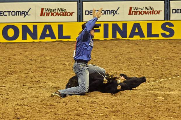 2017 Wrangler NFR Round 10 Results and Final Standings