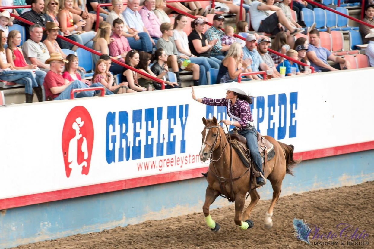 Miss Rodeo Colorado Announced After Pageant At Greeley