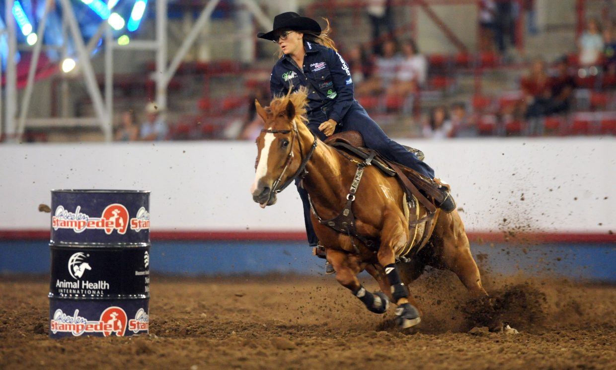 Cowboy With Kansas Roots Ready For Team Roping Competition