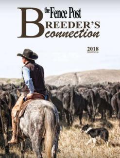 The Fence Post: Breeder's Connection 2018