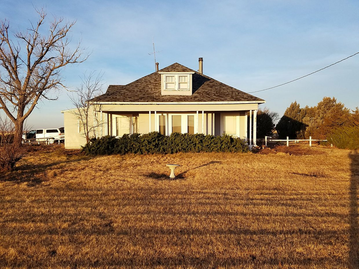 Hunting Lodge Near Brewster Kan Will Be John Deere Industrial