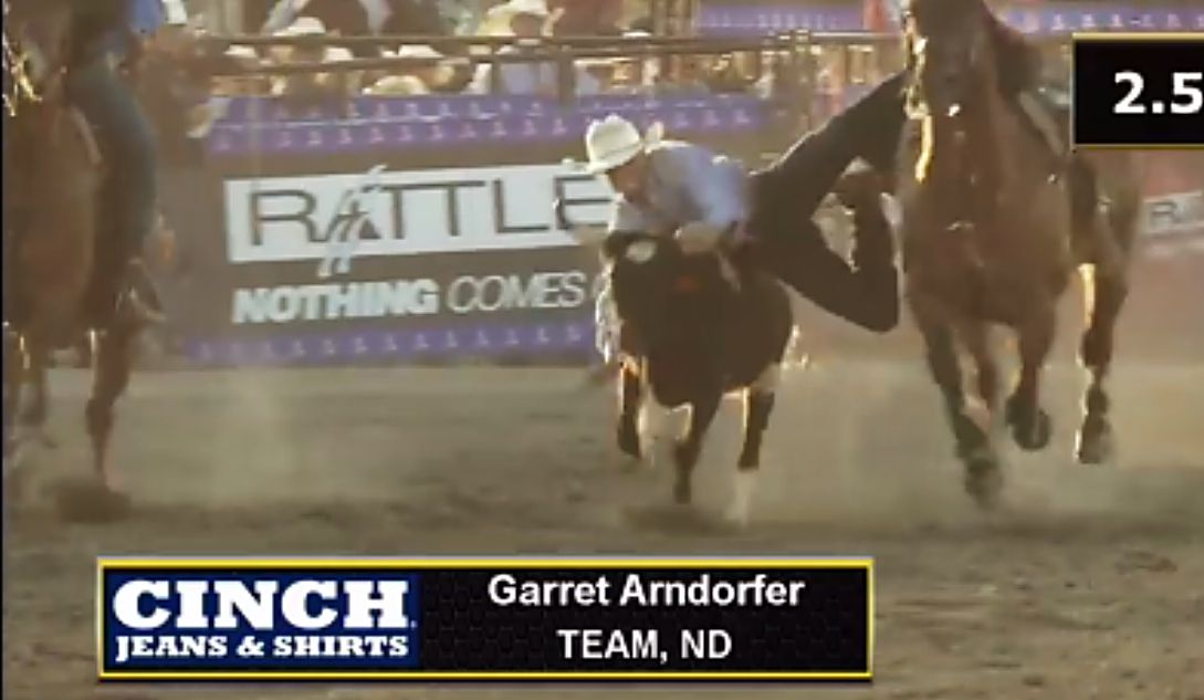 National High School Rodeo Finals Results As Of July 17