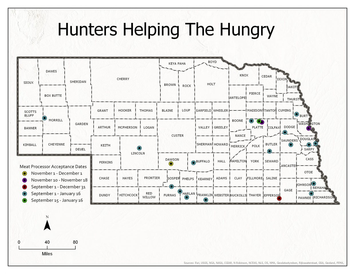 Hunters Helping the Hungry program targets venison to needy families