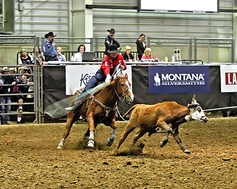 2018 Mountain States Circuit Finals Rodeo Draws Big Crowds