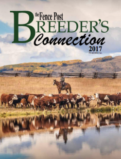 The Fence Post: Breeder's Connection 2017