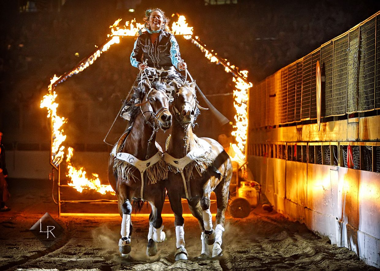 Wild West Show At The 2019 National Western Thefencepost Com
