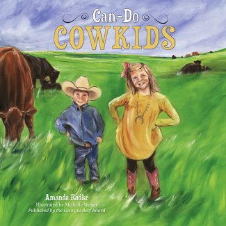 Introducing 'Can-Do Cowkids'