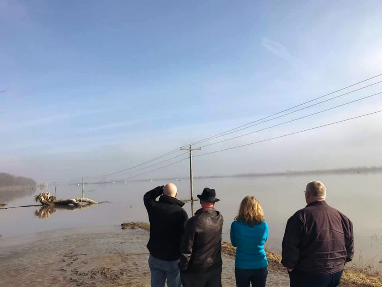 Flooding Is Taking A Heavy Toll In Nebraska Thefencepost Com
