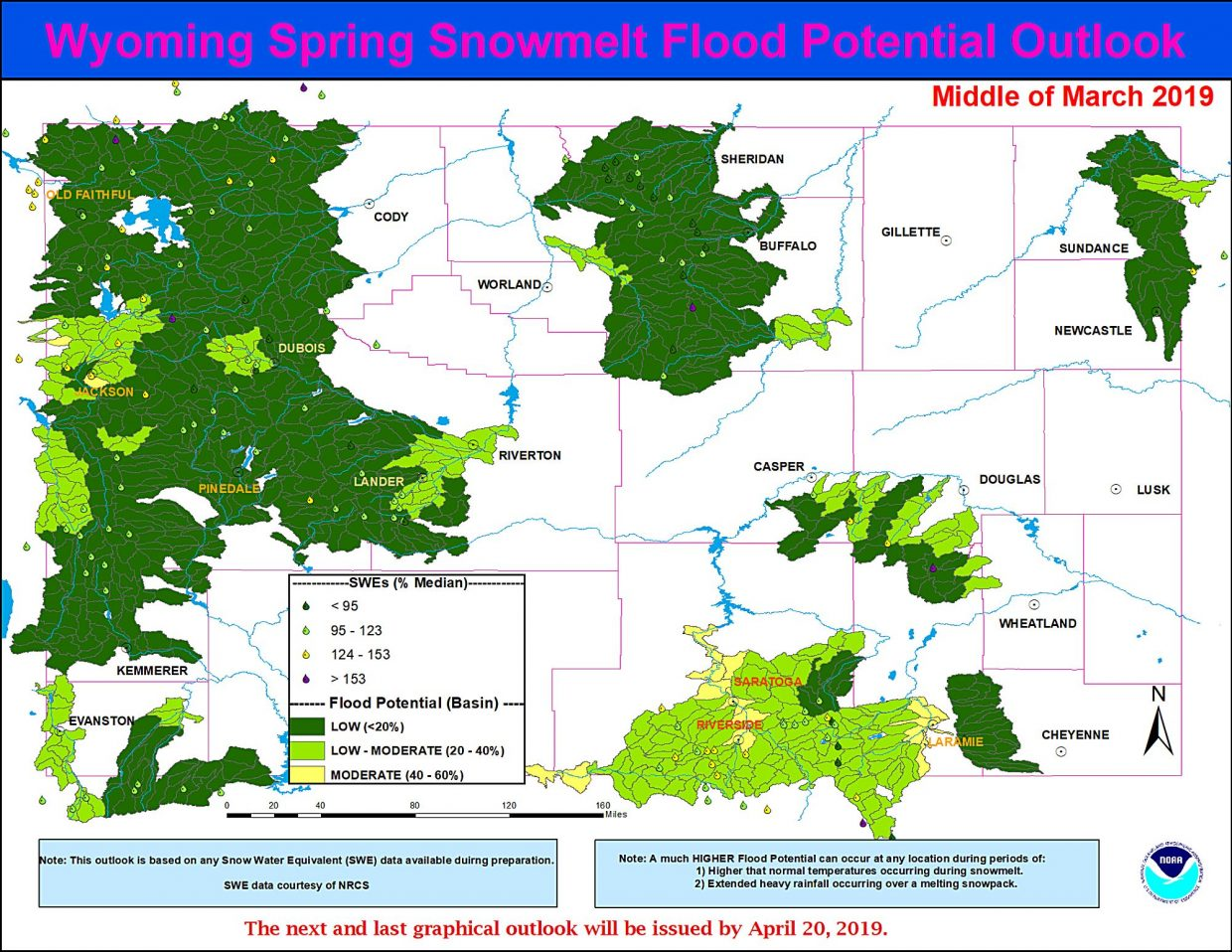 Blizzard Ulmer toll still untallied in Wyoming: NWS reports dam break and  flooding