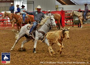 Professional rodeo's top steer ropers head to Torrington, Wyo., April 27-28