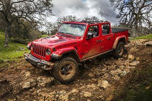 2020 JeepGladiator