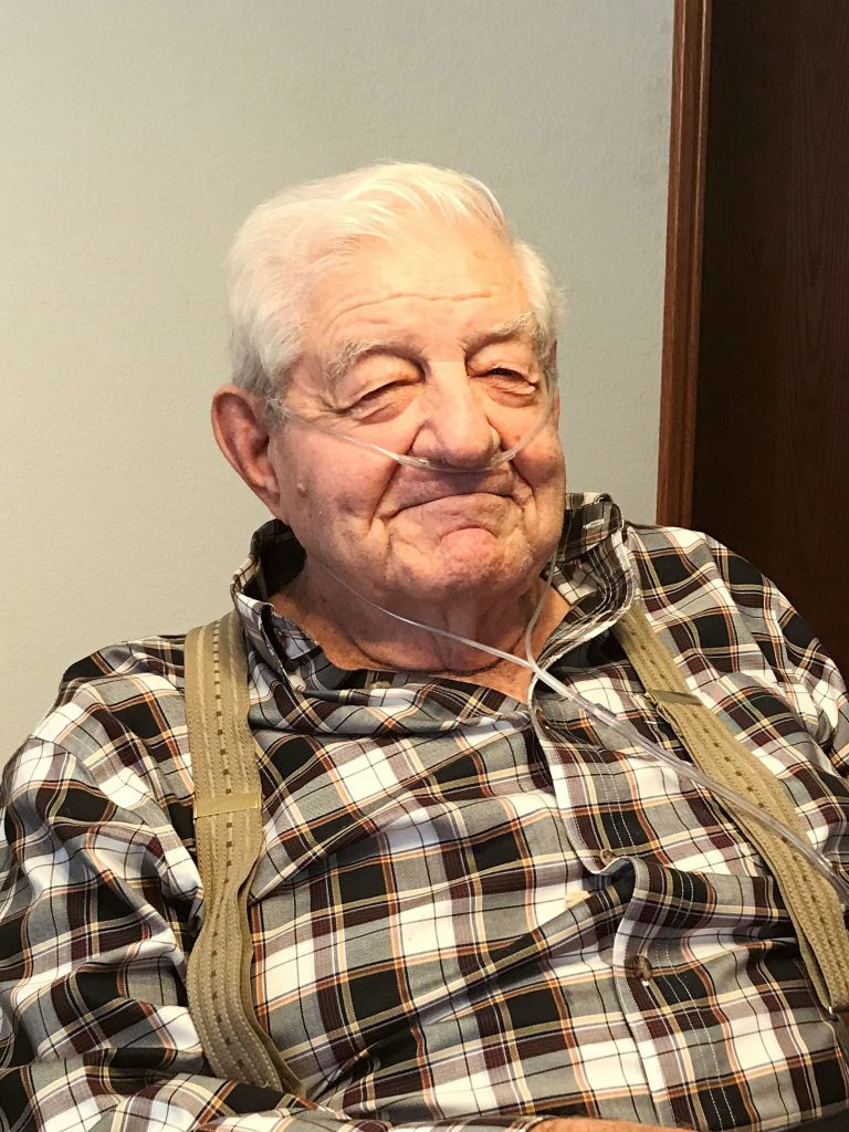 The Fence Post obituary: Frank Joseph Fehringer