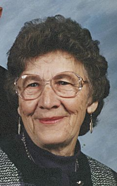 The Fence Post obituary: Elma Jean Windsheimer
