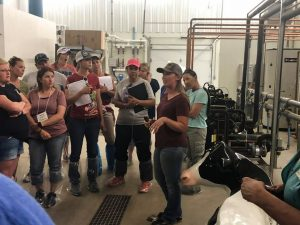Three-day institute gives teachers an opportunity to learn about agriculture