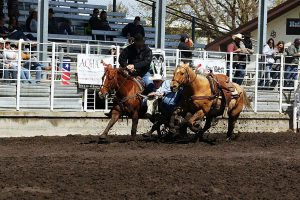 Nebraska couple mentors, shares horses with high school rodeo cowboys