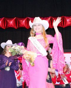 Thompson named Miss Teen Rodeo Nebraska