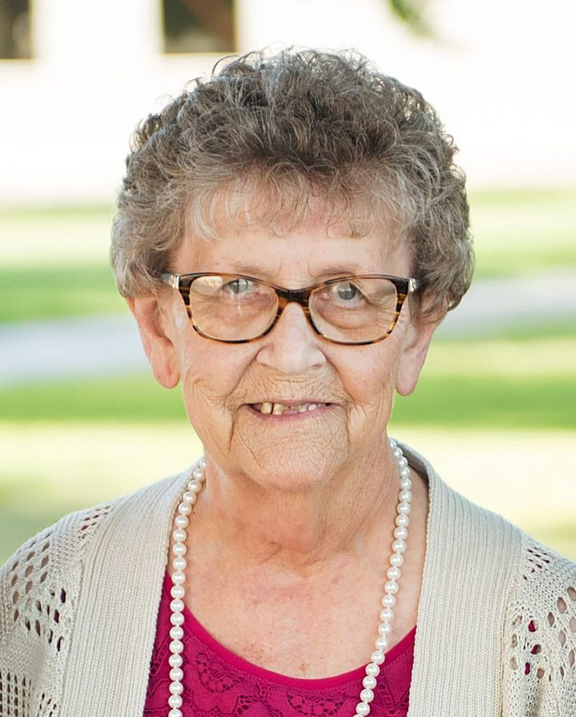 "The Fence Post obituary: Annette M. ""Annie"" Meier"
