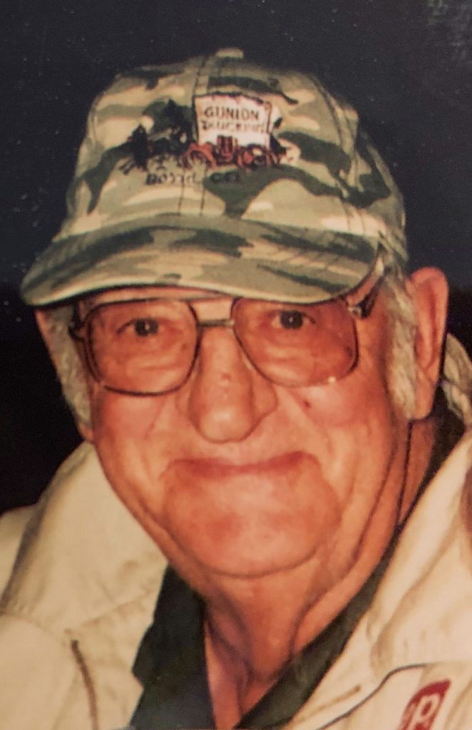 The Fence Post obituary: Claude Loyd Gerard