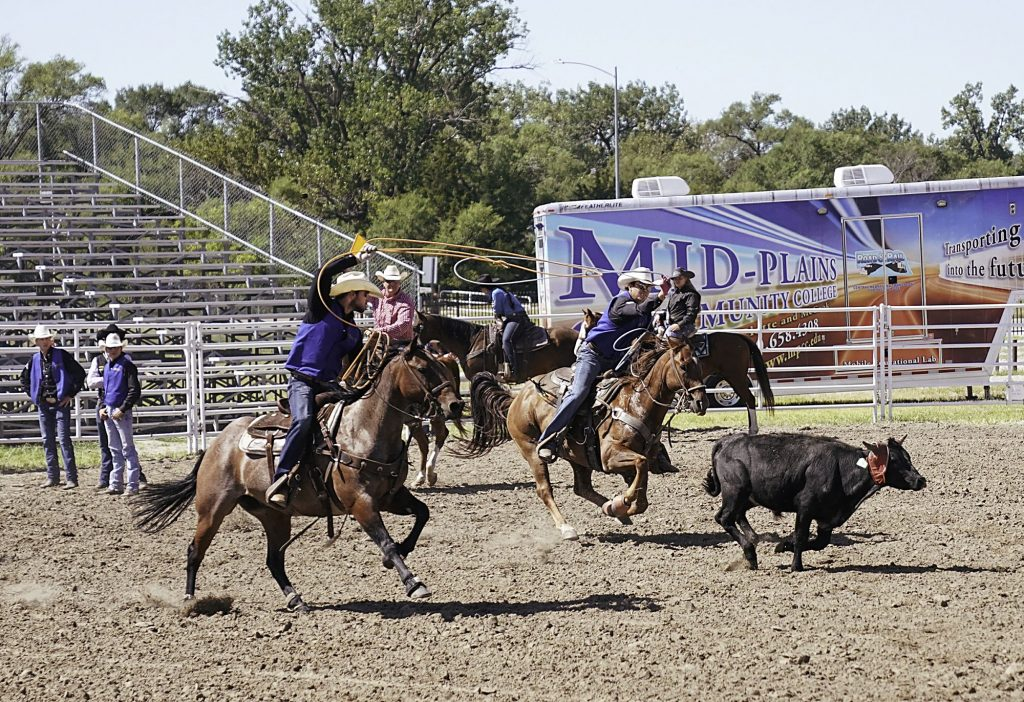 Mpcc Rodeo Team Plans Timed Event Fundraiser